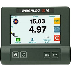Weighlog Alpha 10
